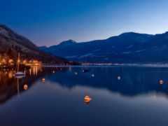 озеро, горы, landscape Фон № 152469 разрешение 1920x1080