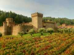 замки, castle, городов