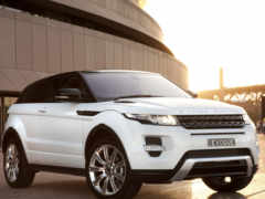 rover, evoque, dynamic