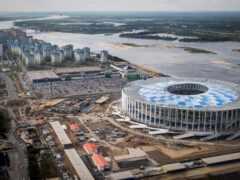 стадион, нижнем, новгород