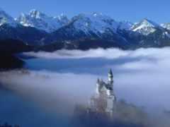 баварии, castle, замки