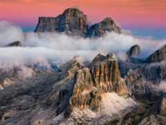 italian, гора, песнь