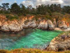 cove, china, california