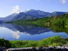 гора, природа, landscape