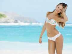 secret, victoria, пляж