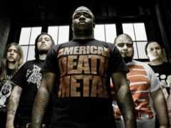 металл, группа, deathcore
