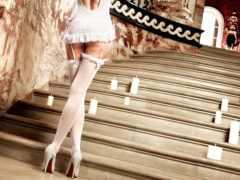 лестница, ножки