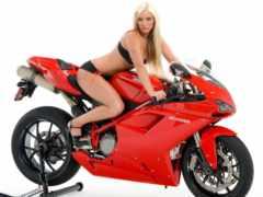 sexy, motos, мото