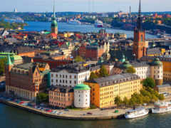 stockholm, sweden, году