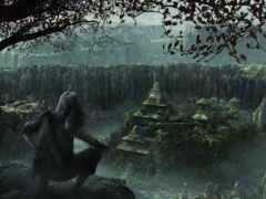 jungle, fantasy, город