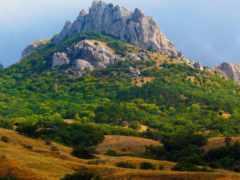 горы, крымский, санкт