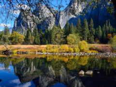 yosemite, naturaleza, california