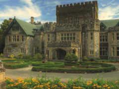 hatley, castle, хэтли