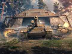 танк, world, game