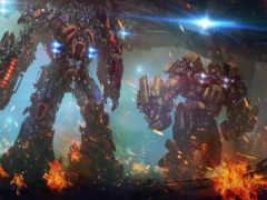 transformers, universe, art