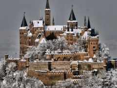 замки, германии, castle