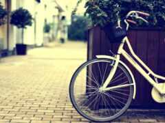 bike, велосипед, город
