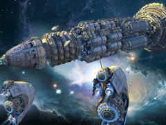 космический, корабль, разделе Фон № 46440 разрешение 1920x1200