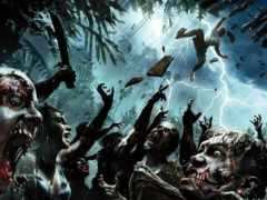 зомби, dead, остров