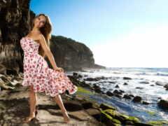 платья, летние, платье