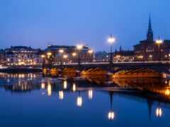 stockholm, sweden, house