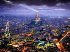 париж, francii, башня