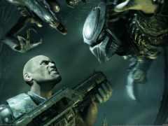 хищник, aliens, чужой