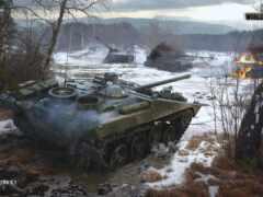 танк, world, acs