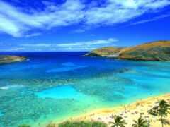 bay, hanauma, остров