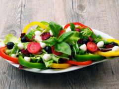 салат, greek, рецепт