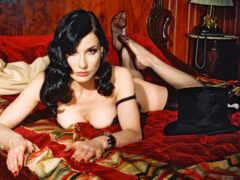 burlesque, hot, von