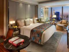 кровать, oriental, mandarin