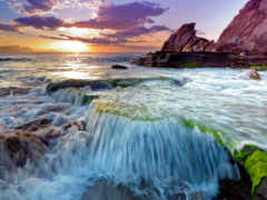 природа, темы, закаты