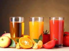 соки, овощей, фруктов