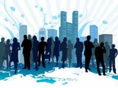 люди, деловые, business