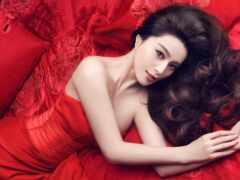 vypusknoi, макияж, красное