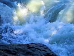 water, rapidă, eau