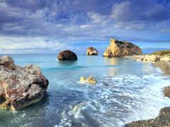 кипр, пляжи, кипра