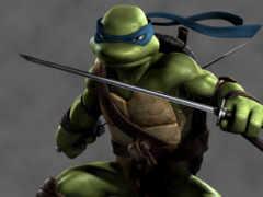 ninja, черепашки, turtles