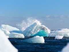 arctic, лед, iceberg