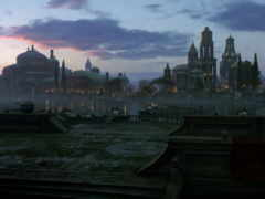 город, fantasy, городе