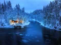 снег, winter, andrew