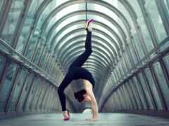 женщина, danza, arquitectura