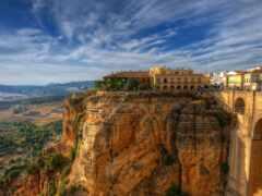 испания, мост, андалусия