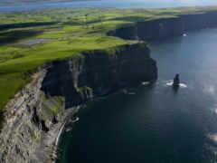 cliffs, ireland, мохер