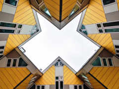 роттердам, кубик, houses