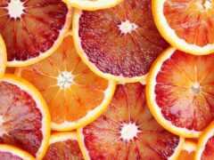 slice, грейпфрут, оранжевый