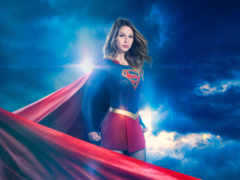 supergirl, тв, серия