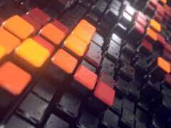 square, сверкание, color