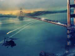 мост, san, homefront